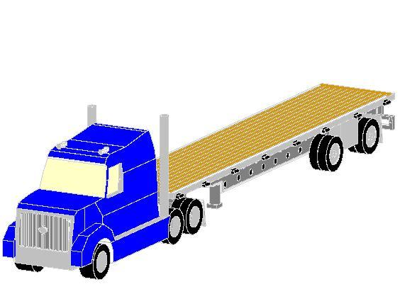 Free Pictures Of Flatbed Trucks, Download Free Clip Art, Free Clip.