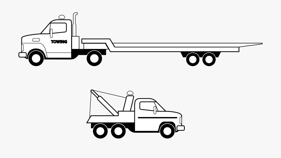 Car Pickup Truck Semi.