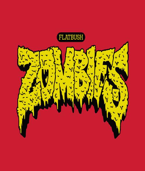 Flatbush Zombies T Shirt in 2019.