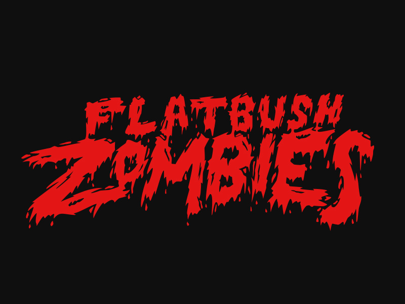 Flatbush Zombies by Miguel Spinola on Dribbble.