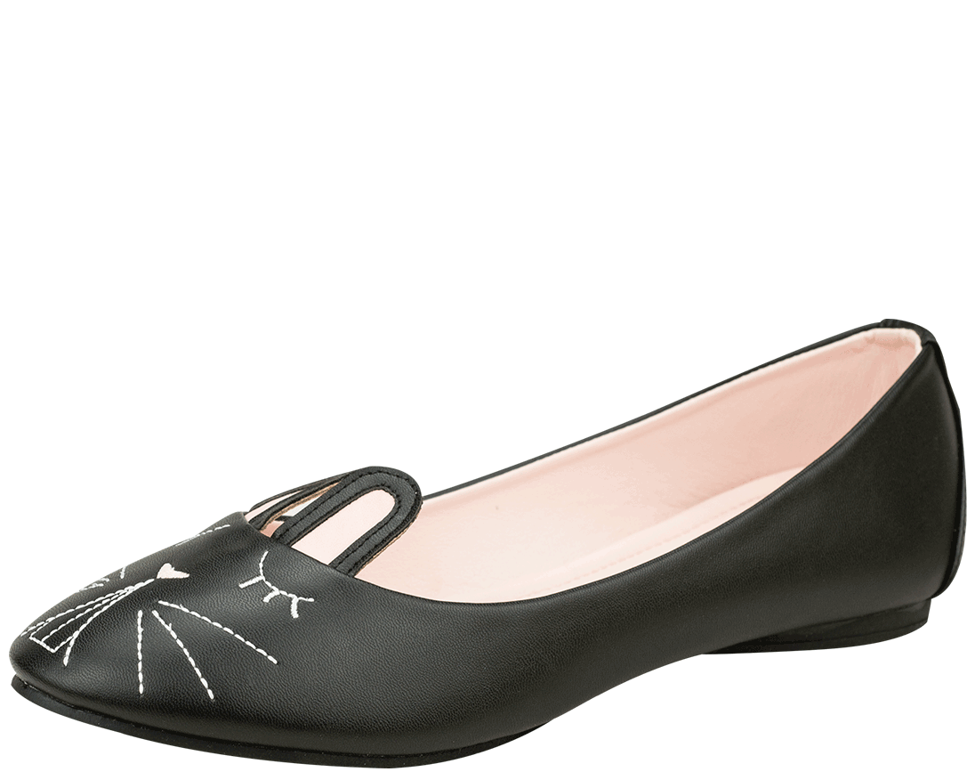 Download Flats Shoes PNG.