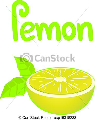 Vectors of Flavour lemon.