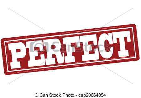 Clip Art Vector of Flawless.
