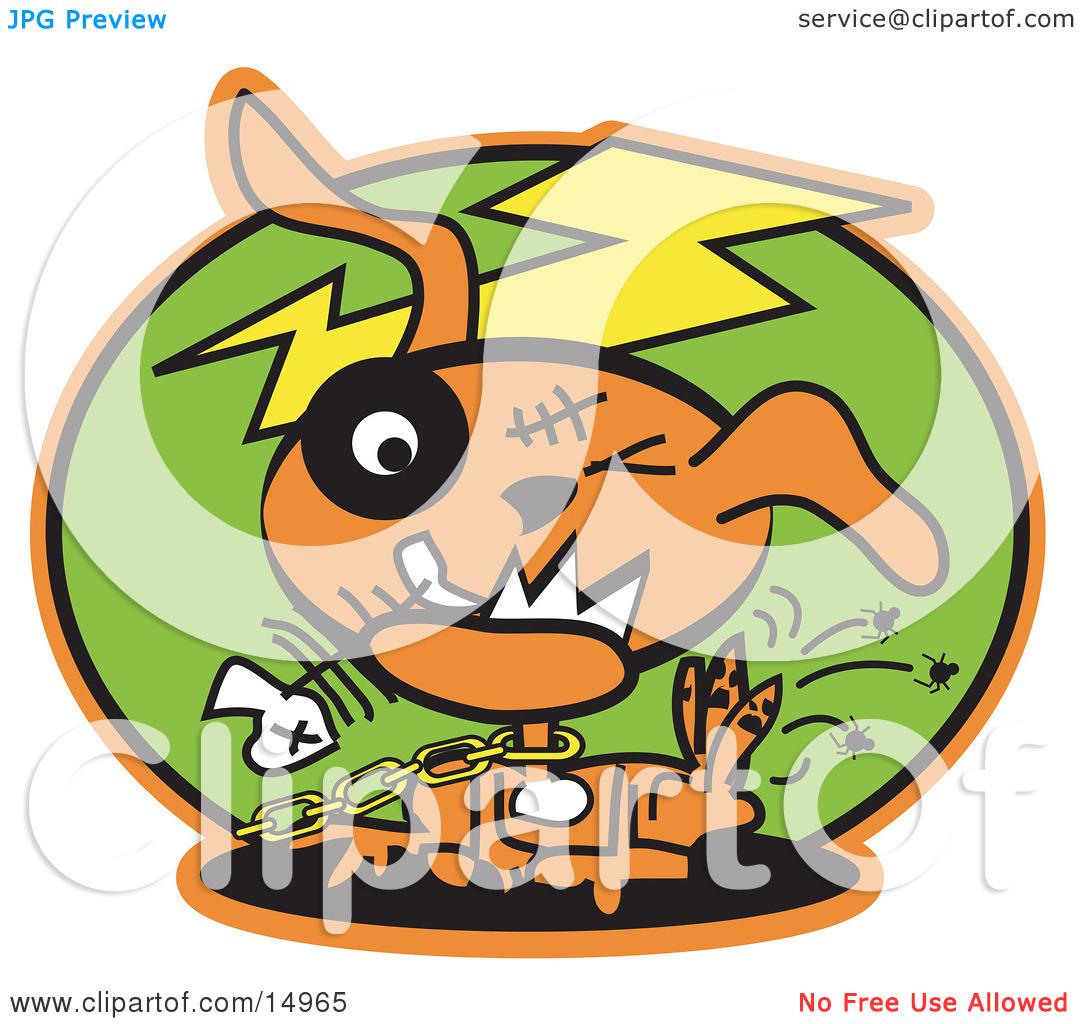 Showing post & media for Cartoon flea bite.