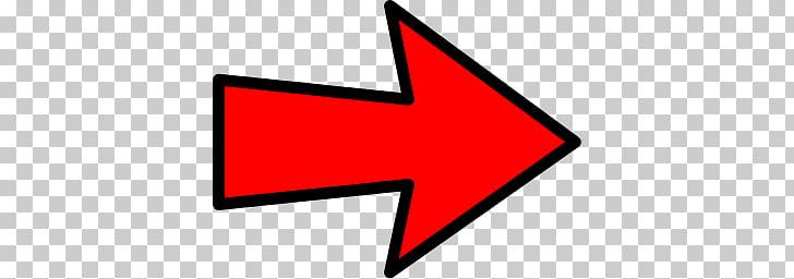 Flecha roja ilustración, flecha roja derecha PNG Clipart.