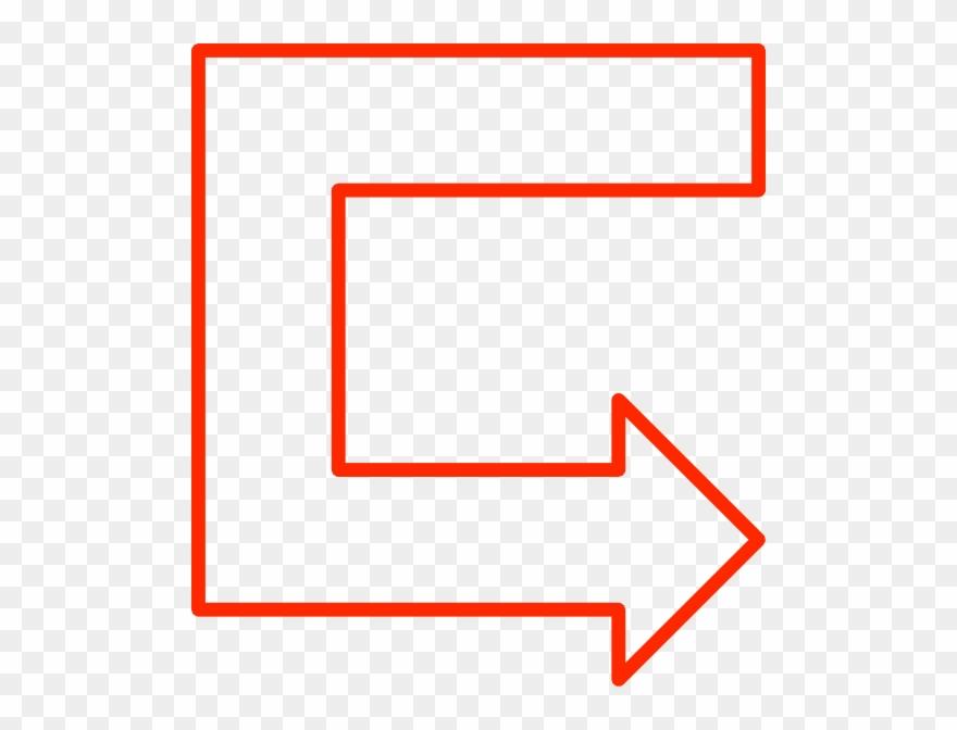 Free Vector U Shaped Arrow Set Clip Art.