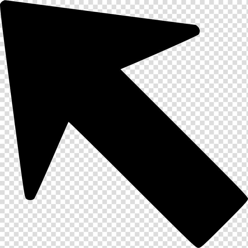 Computer Icons Arrow Curve Open, fleche transparent.