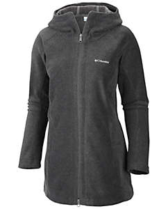 Womens Fleece Jackets, Fleece Coats & Vests.