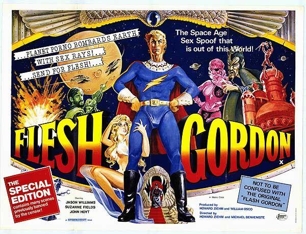 Flesh Gordon.