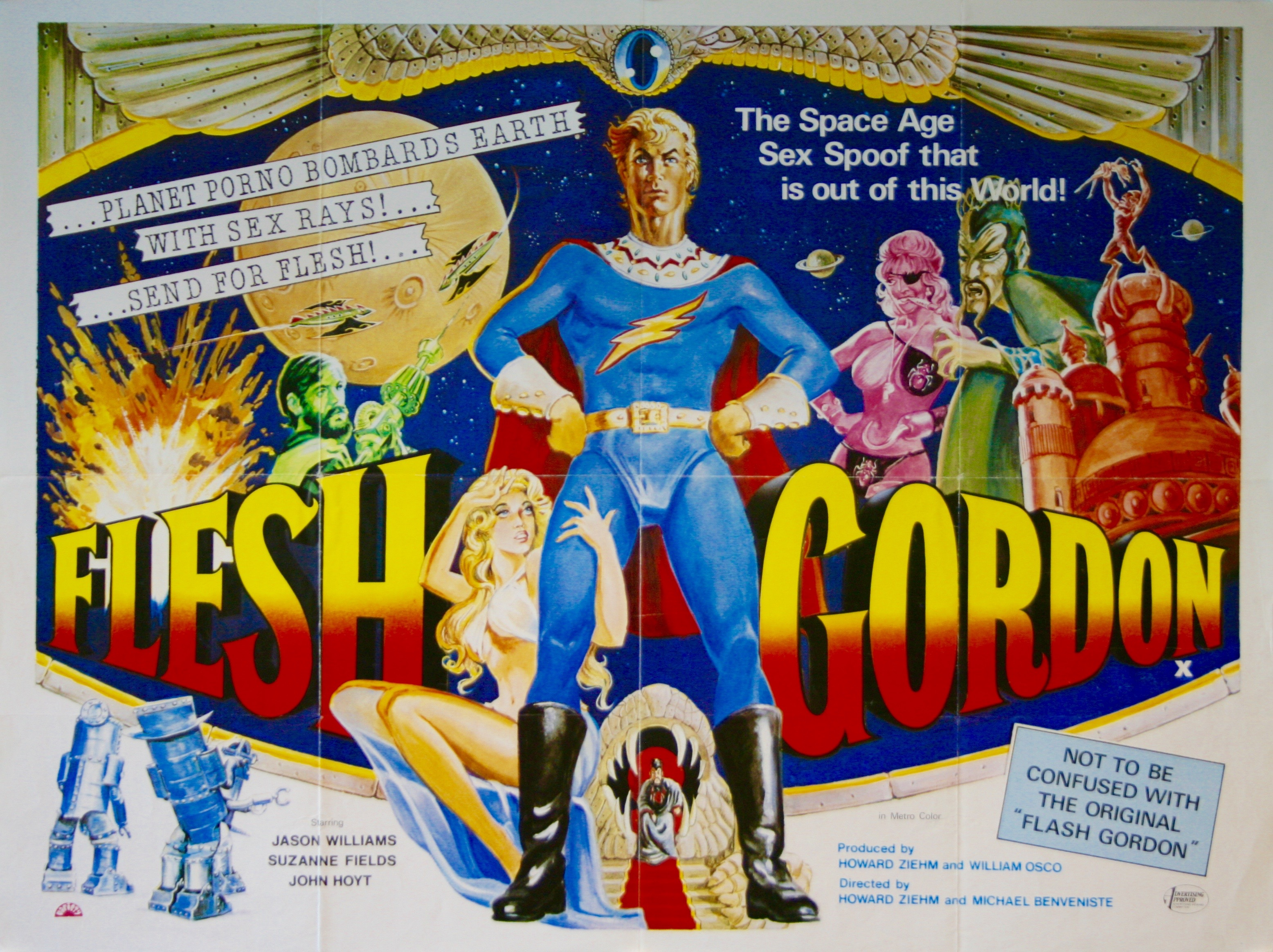 Flesh Gordon.