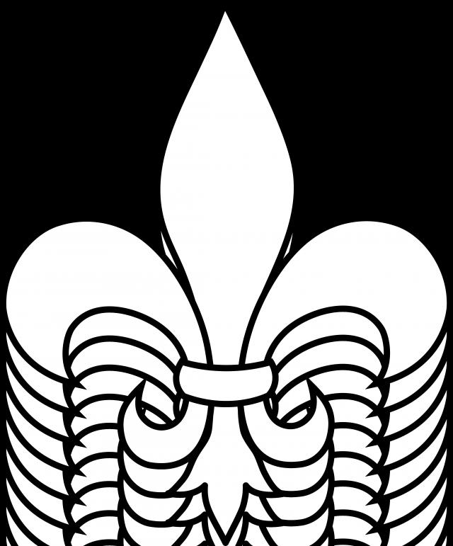 Free Fleur De Lis Clip Art Pictures.