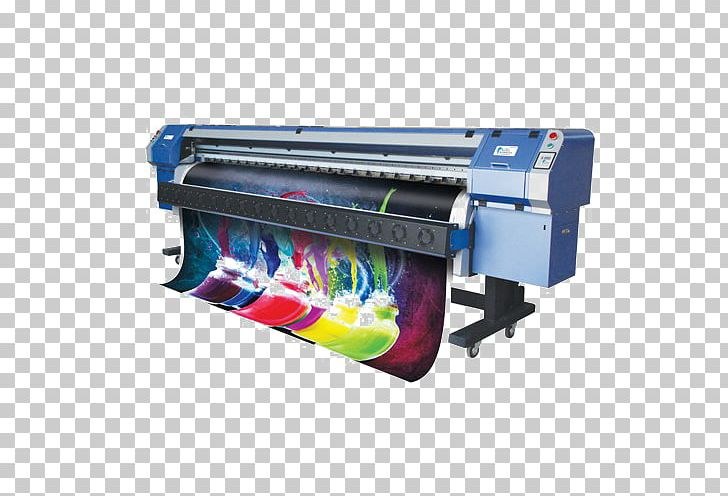 Printing Press VSM AQUA PORT Flex Printing Machine PNG.