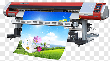 Inkjet printing Flex printing machine Technology Printing.