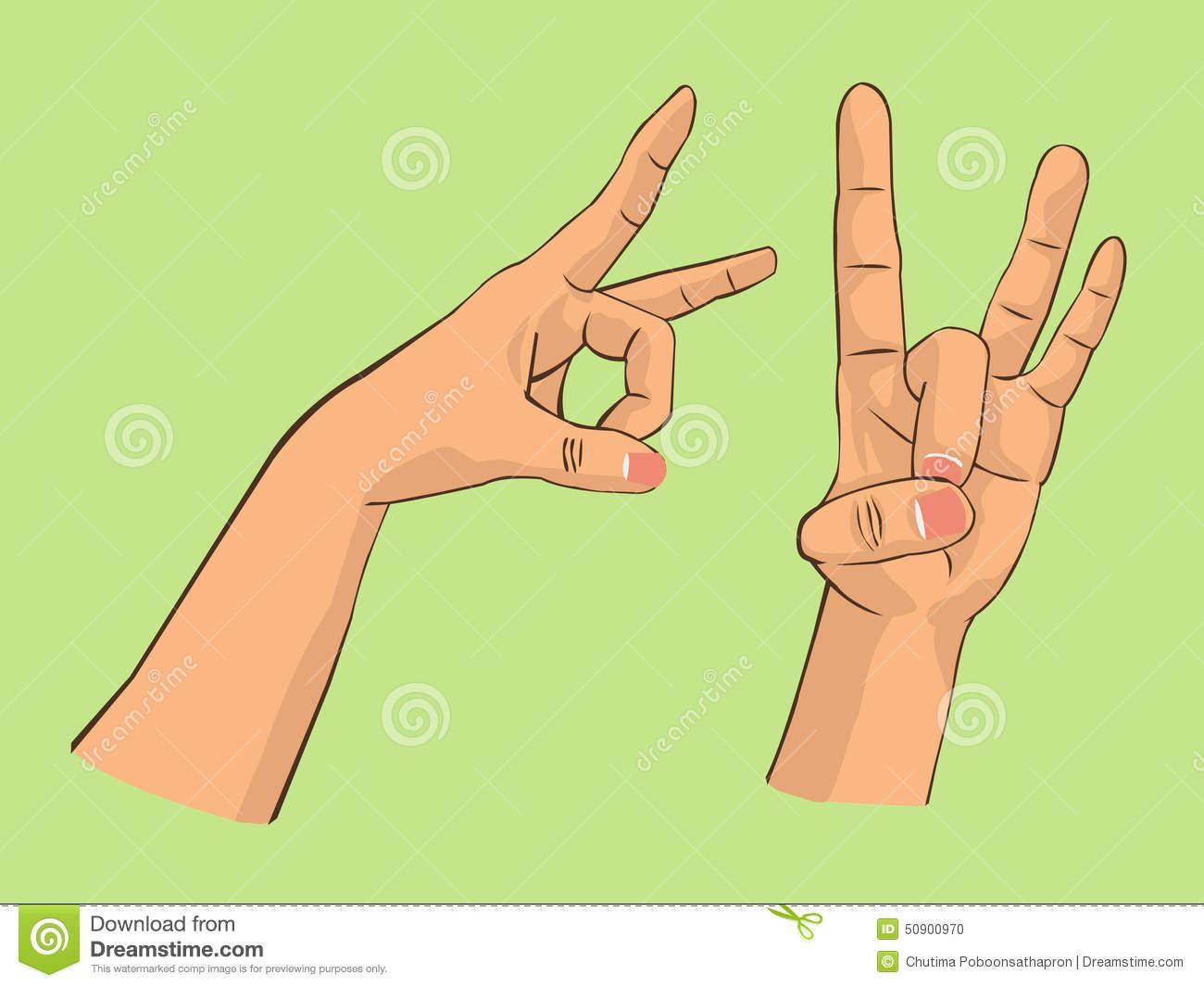 Business Man Finger Flick Stock Illustrations.