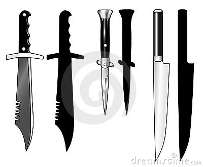 Switchblade Knife Stock Photos, Images, & Pictures.