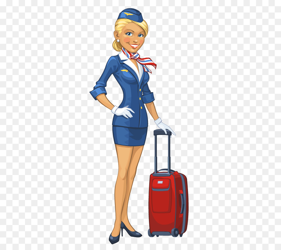 Flight Attendant Clipart (100+ images in Collection) Page 2.