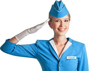 Download FLIGHT ATTENDANT Free PNG transparent image and clipart.