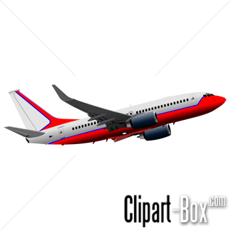 Clipart airplane flying.