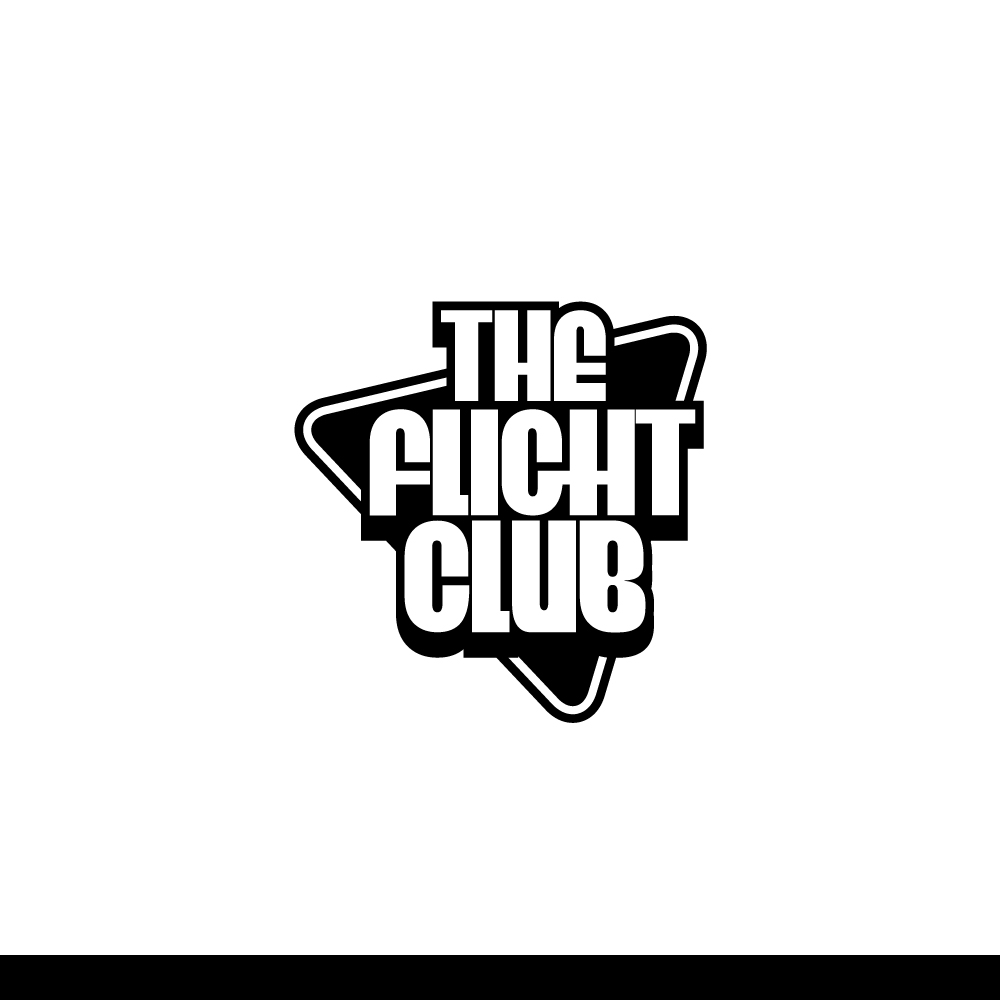 Club Logo Design for The Flight Club by Sujit Banerjee.
