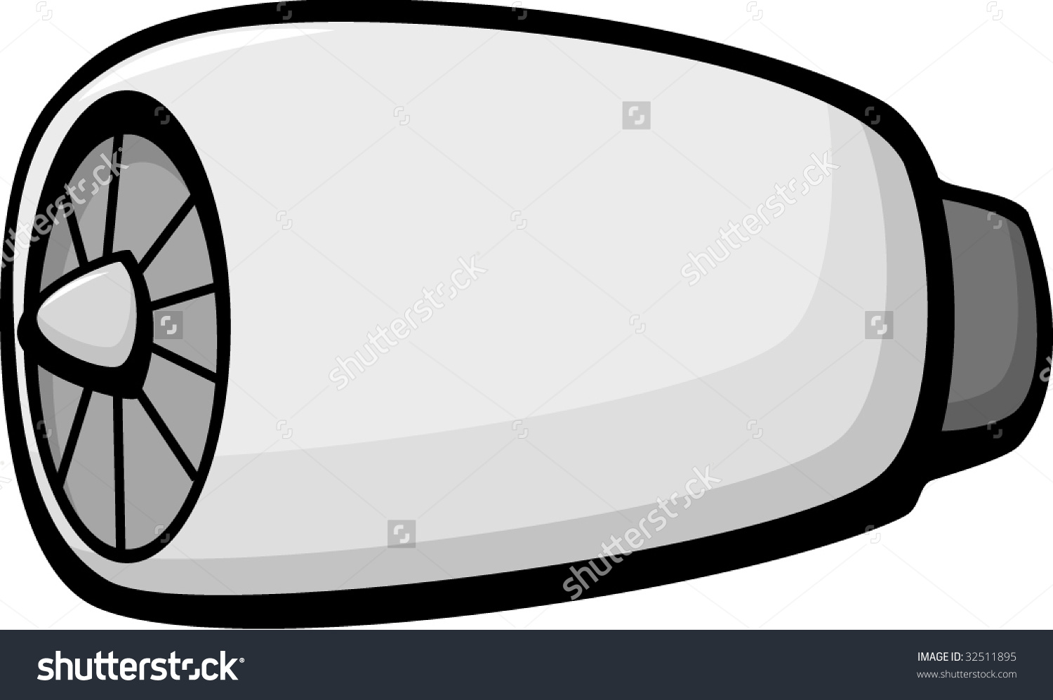 Propeller engine clipart - Clipground
