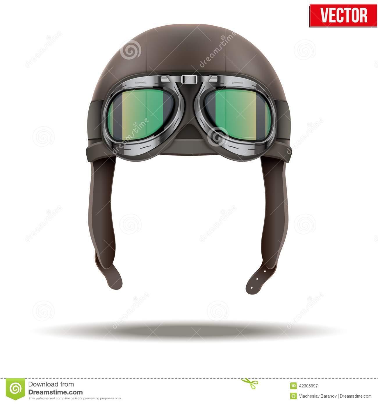 Flight helmet clipart #13