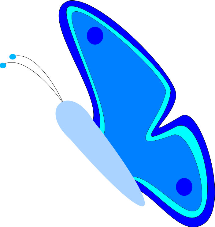 Image Of Butterflies.