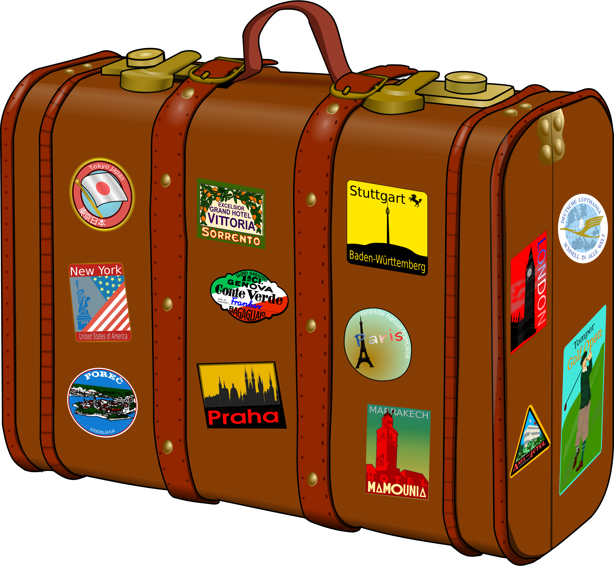 Travel clipart png.