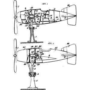 flight simulator plan clipart, cliparts of flight simulator plan.