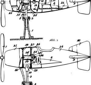 Plane Outline Clip Art.