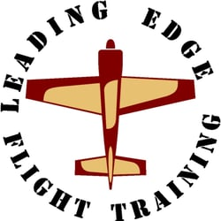 Leading Edge Flight Training.