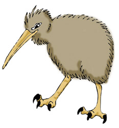 Flightless Birds.