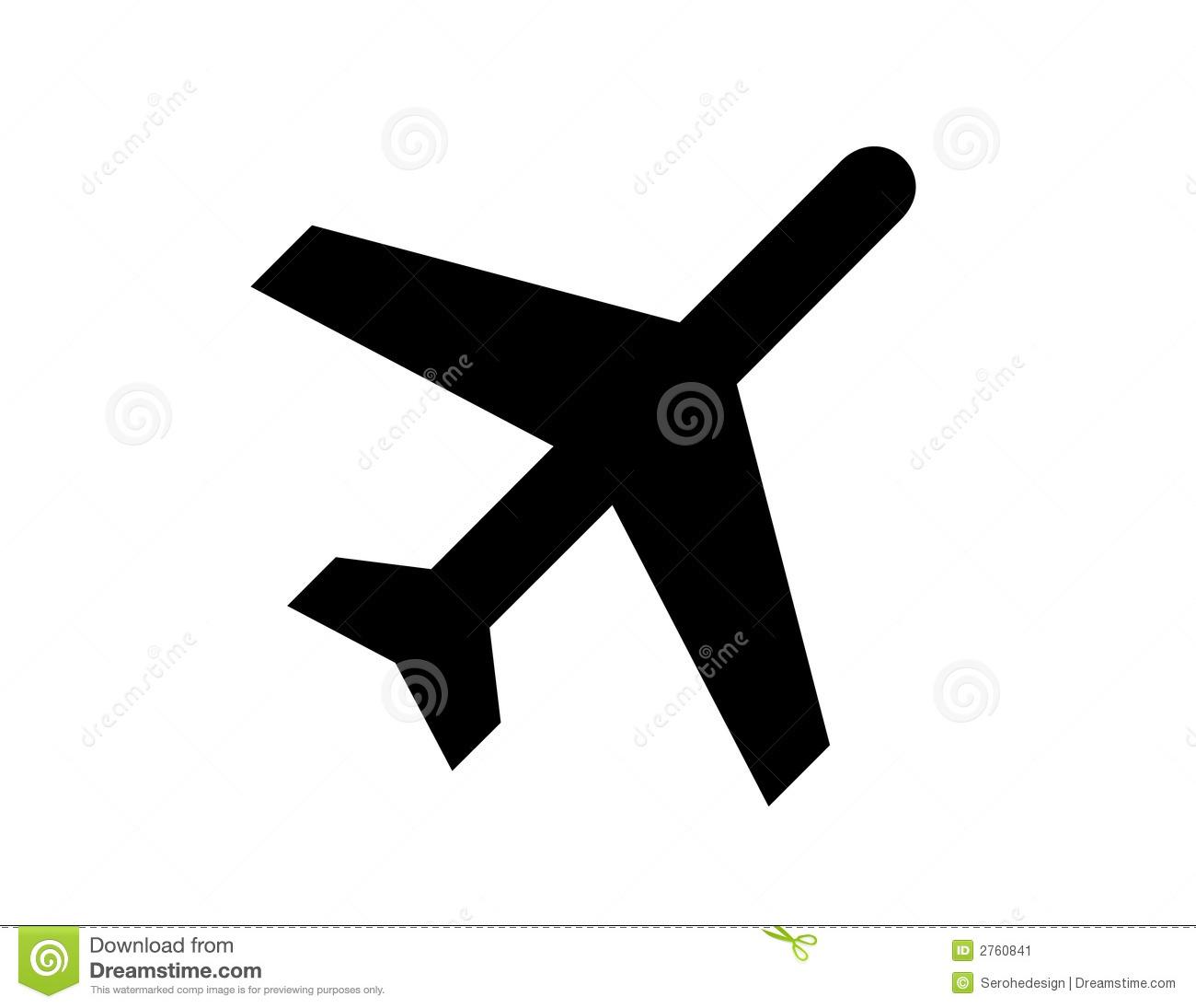 Departing Flights Stock Image.