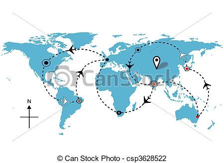 Flights Clip Art and Stock Illustrations. 83,454 Flights EPS.