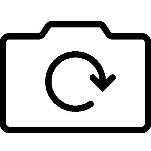 rotate camera png image.