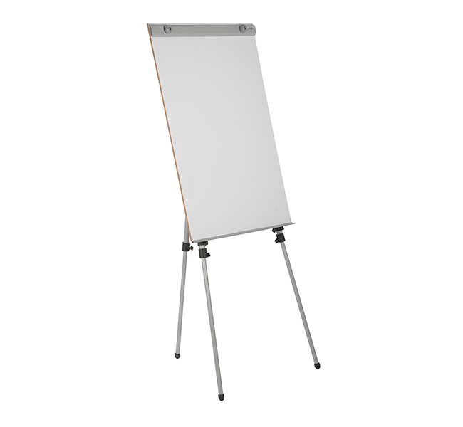 PRAGATI SYSTEMS Flip Chart Stand With Board.