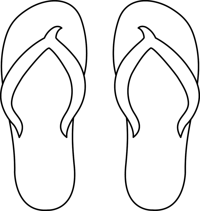 Flip flops clipart the cliparts databases.