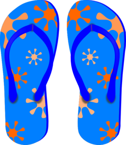 Flip Flops Clip Art & Flip Flops Clip Art Clip Art Images.