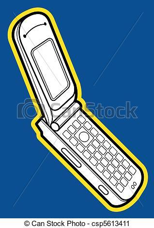 Flip phone Clip Art and Stock Illustrations. 120 Flip phone EPS.