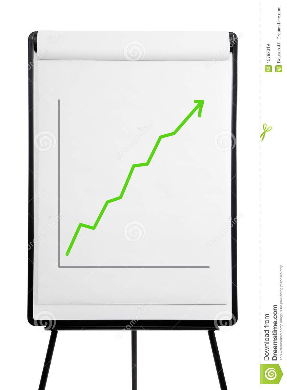Clipart flip chart.