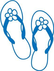 Flip flop clipart free clip art images 2 image 9.