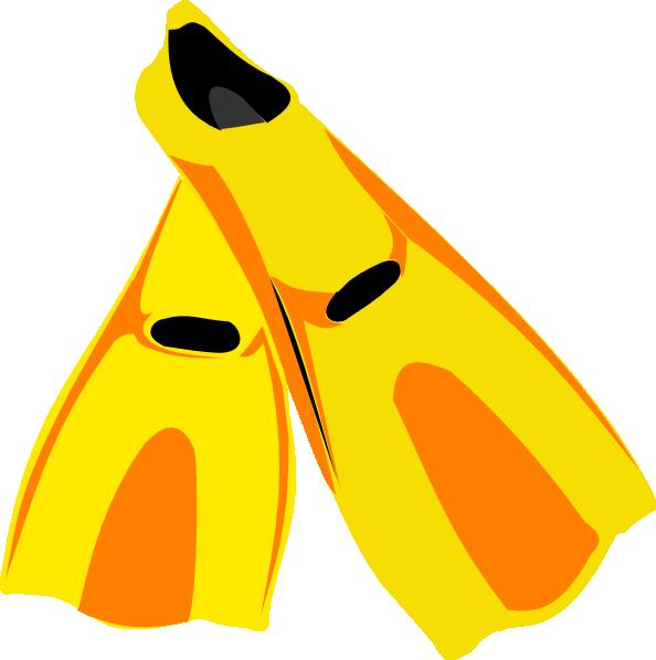Flipper Clipart.