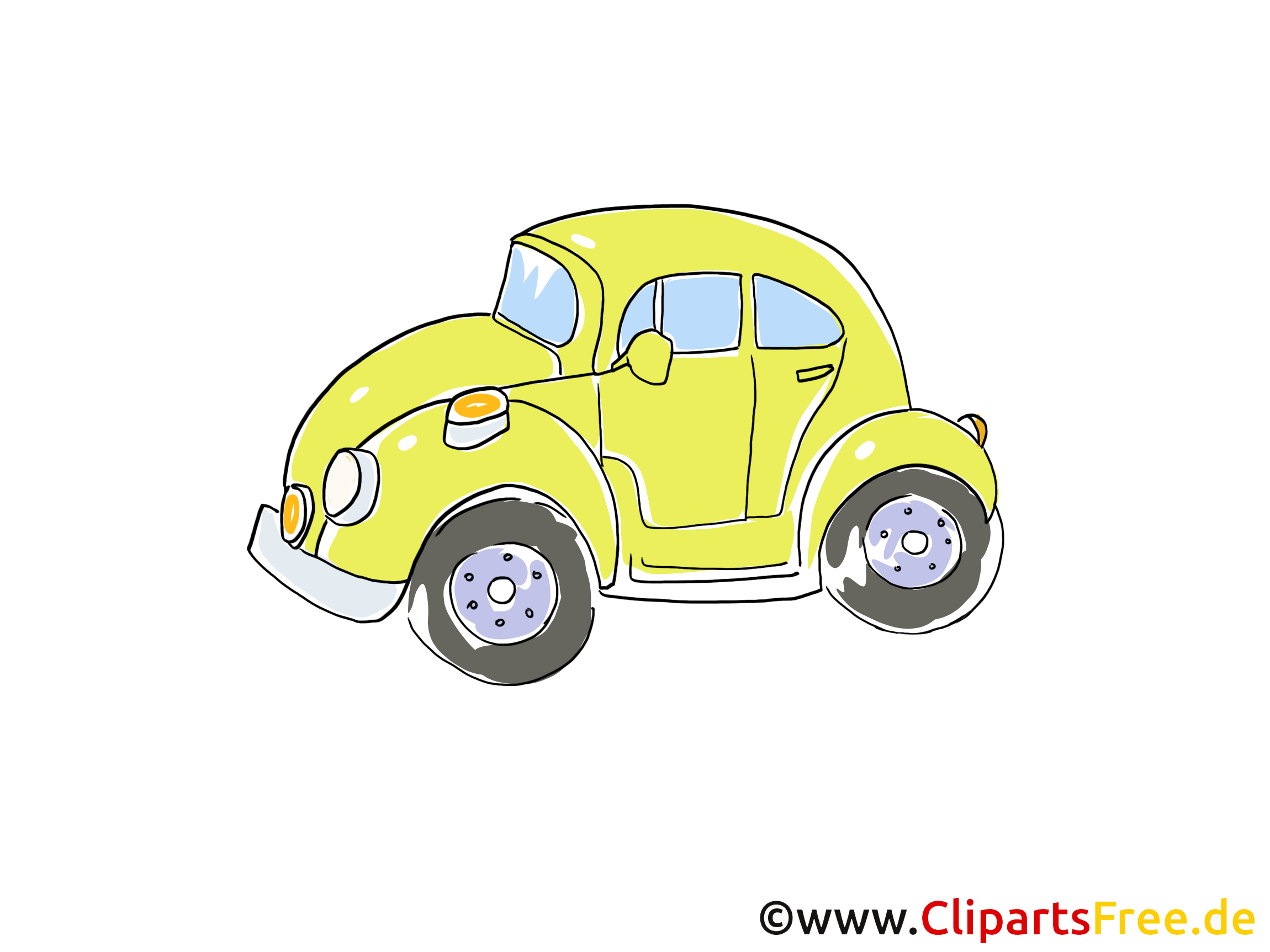 Flitzer Clipart, Bild, Cartoon, Comic, Grafik.