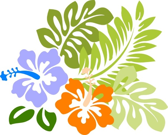 Luau Party On Pinterest Invitations Hibiscus And Flo  Clipart.