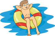 Things That Float Clipart.