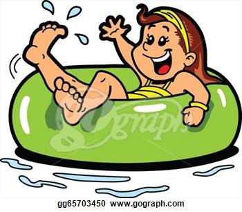 Clip Art Water Float Clipart.