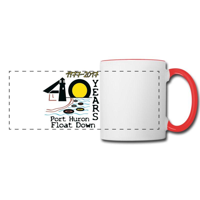 Port Huron Float Down 17 Panoramic Mug.