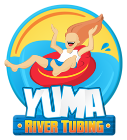 Yuma River Tubing & Float Down Company on the Colorado River in.