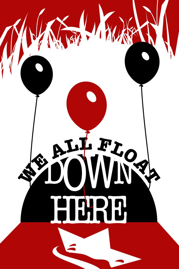 We all float down here 2 by niwanotanuki on DeviantArt.
