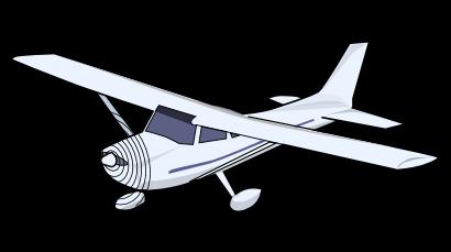 Seaplane Clipart.