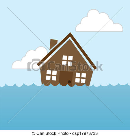 Vectors of House Flood.